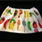 Tiny / Premmie Skirt - 00000 The very hungry caterpillar fabric